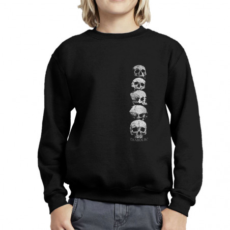 Sweat enfant col rond Five...