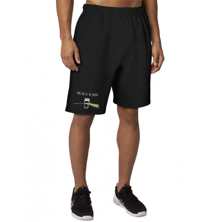 Short molleton homme Dark...