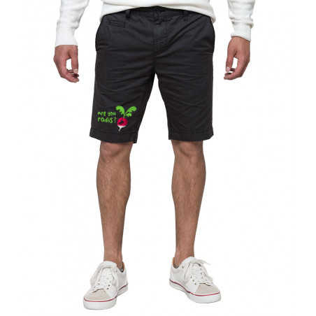 Short en toile homme Are...