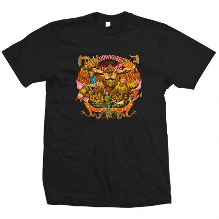 Tee-shirt homme LV88 -...
