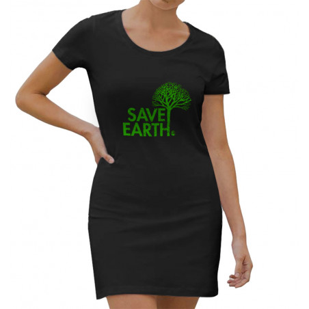 Robe légère Save Earth