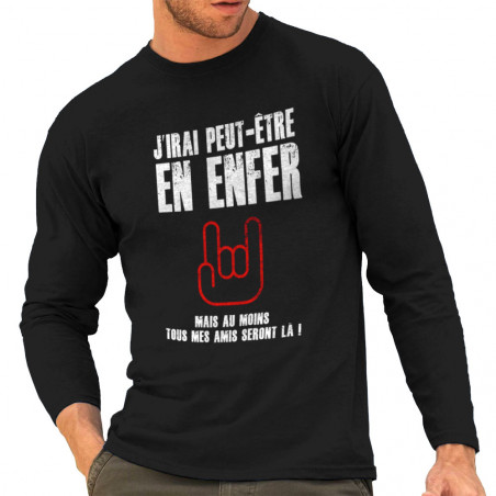 Tee-shirt homme manches...