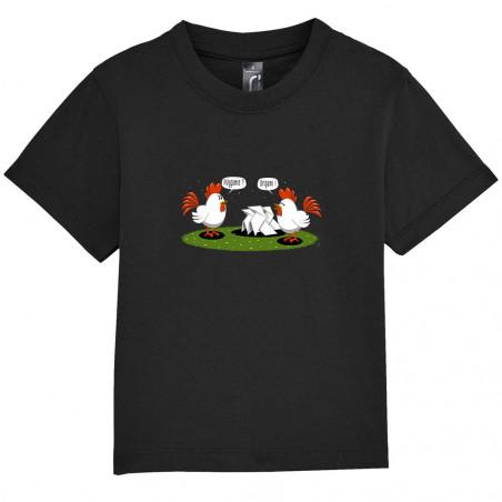 "Tee-shirt bébé ""Polygamie -..."