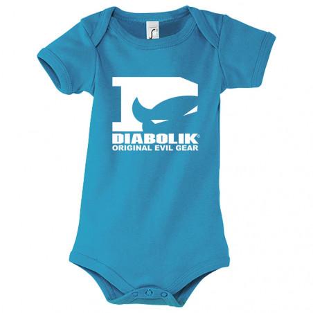 """Body bébé """"Diabolik - D Logo"""""""