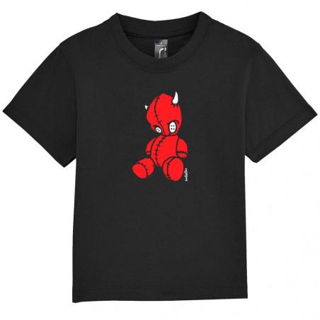 """Tee-shirt bébé """"Diabolik -..."""