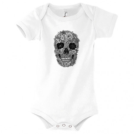 "Body bébé ""Santa Muerte -..."