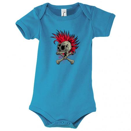 "Body bébé ""Iroskull"""