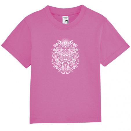 """Tee-shirt bébé """"Lotus Blossom"""""""