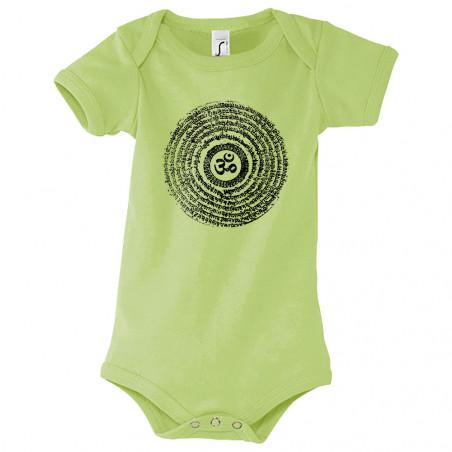 """Body bébé """"Ohm Spiral"""""""
