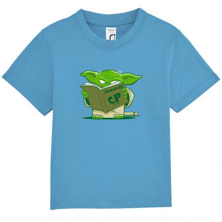 """Tee-shirt bébé """"Grammaire"""""""