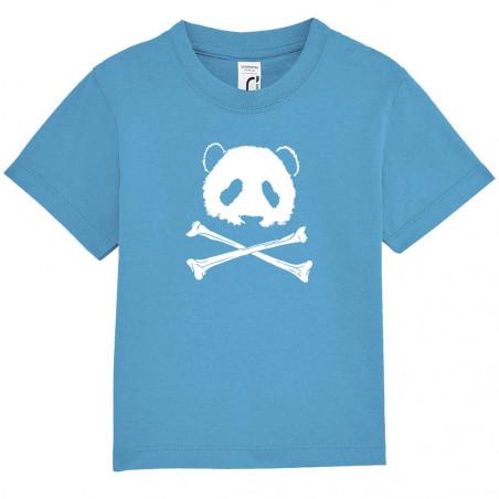 """Tee-shirt bébé """"Panda Pirate"""""""