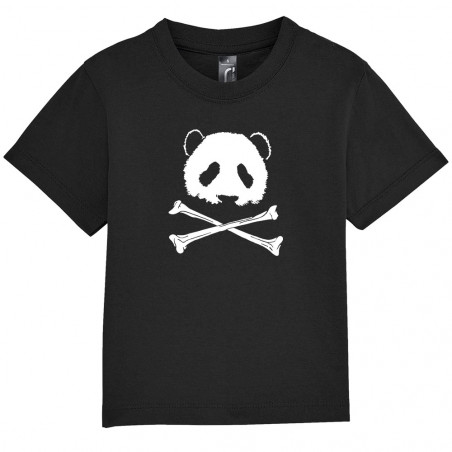 "Tee-shirt bébé ""Panda Pirate"""
