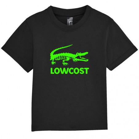 "Tee-shirt bébé ""Lowcost"""