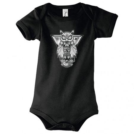 """Body bébé """"1837 - Key Owl"""""""