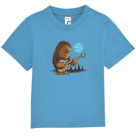 "Tee-shirt bébé ""Chewbacca..."