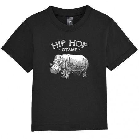 "Tee-shirt bébé ""Hip Hop Otame"""