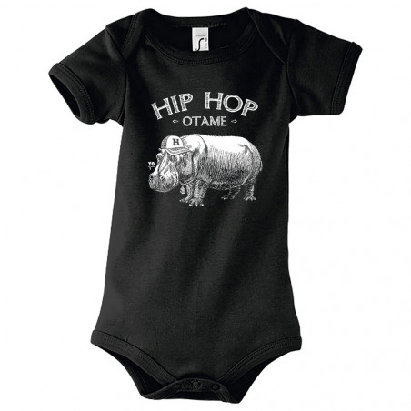 "Body bébé ""Hip Hop Otame"""