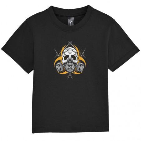 """Tee-shirt bébé """"Nuclear Skull"""""""