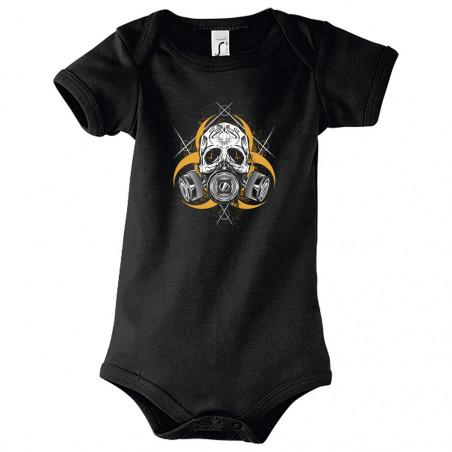 """Body bébé """"Nuclear Skull"""""""