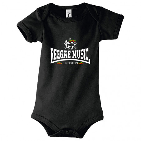 "Body bébé ""Reggae Music..."