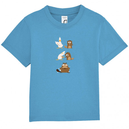 """Tee-shirt bébé """"Fusion"""""""