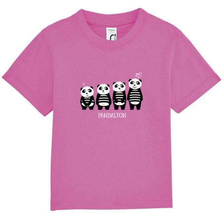 """Tee-shirt bébé """"Pandalton"""""""