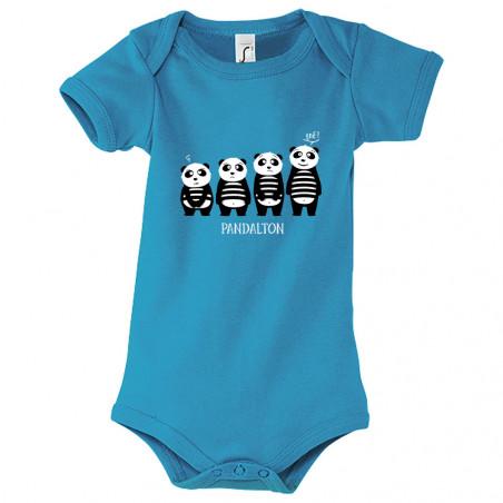 "Body bébé ""Pandalton"""