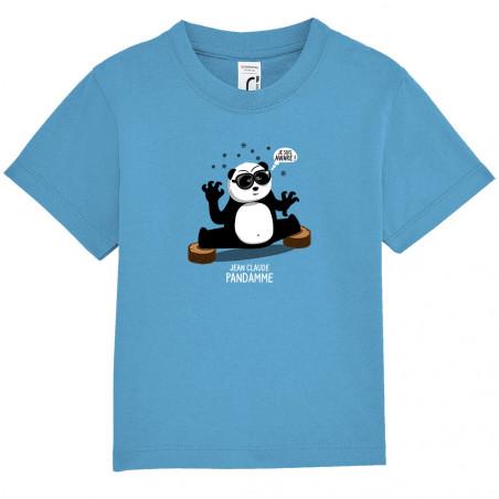 """Tee-shirt bébé """"Jean-Claude..."""