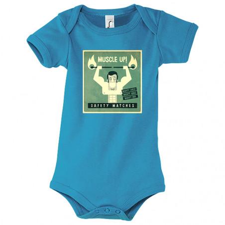 "Body bébé ""Safety Matches..."