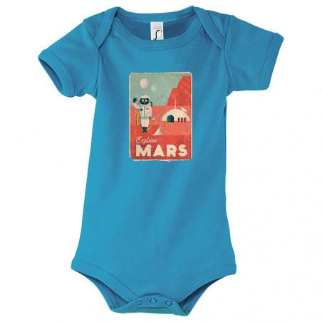 "Body bébé ""Explore Mars"""
