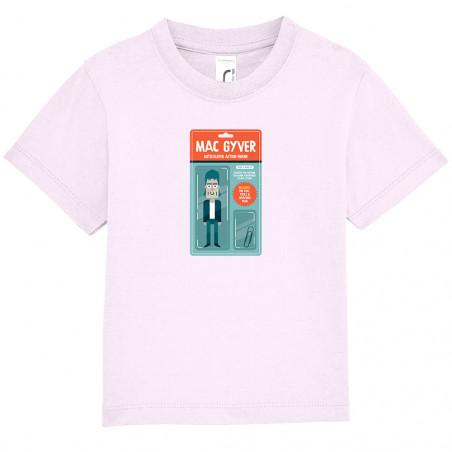 """Tee-shirt bébé """"Mac Gyver"""""""