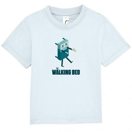 "Tee-shirt bébé ""The Walking..."