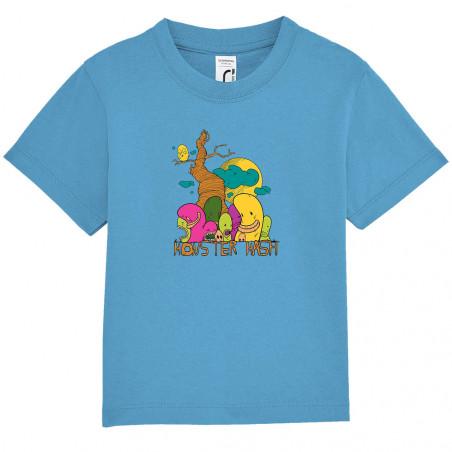 "Tee-shirt bébé ""Monster Mash"""