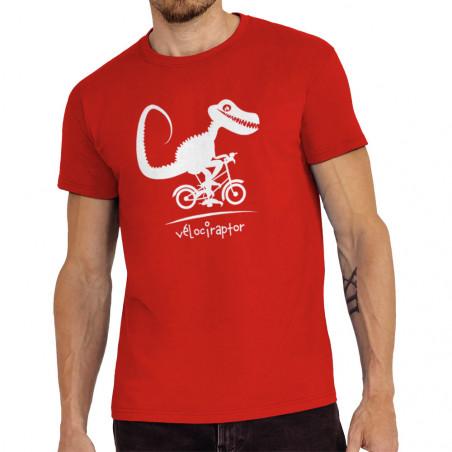 """Tee-shirt homme """"Vélociraptor"""""""