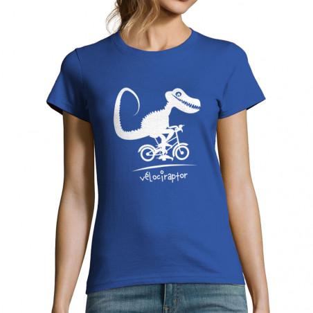 """T-shirt femme """"Vélociraptor"""""""