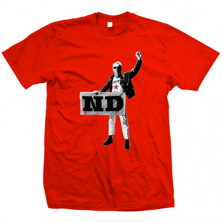 "Tee-shirt homme ""ND"""