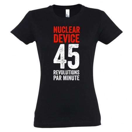 """T-shirt femme """"45..."""