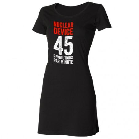 "Robe légère ""45 révolutions..."