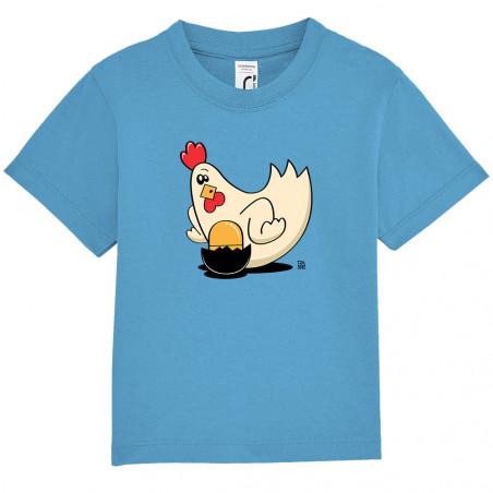 """Tee-shirt bébé """"Chicken..."""