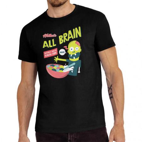"""Tee-shirt homme """"All Brain"""""""