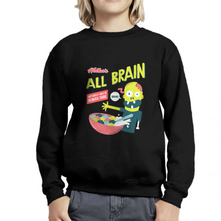 "Sweat enfant col rond ""All..."