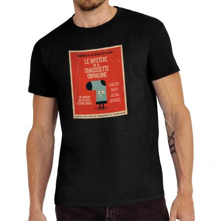 """Tee-shirt homme """"Le mystère..."""