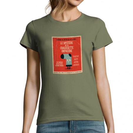 """T-shirt femme """"Le mystère..."""