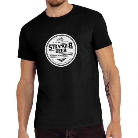 """Tee-shirt homme """"Stranger..."""