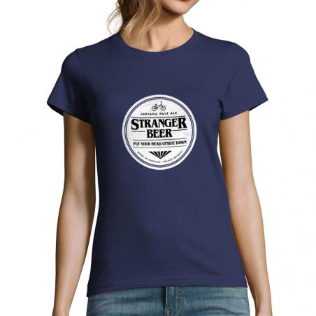 """T-shirt femme """"Stranger Beer"""""""