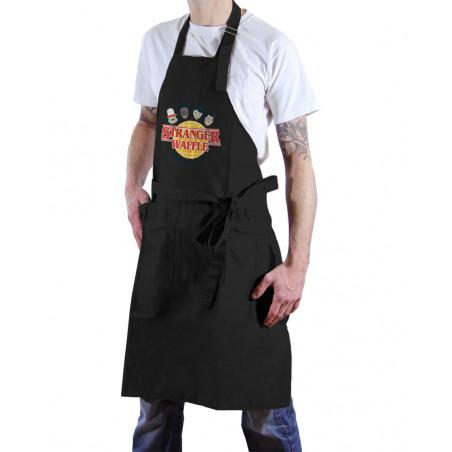 """Tablier """"Stranger Waffle"""""""
