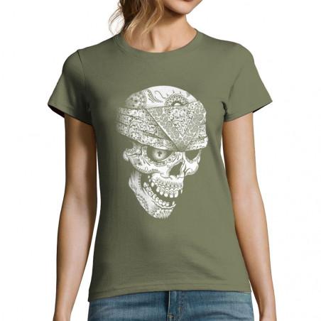 """T-shirt femme """"Bandana Skull"""""""