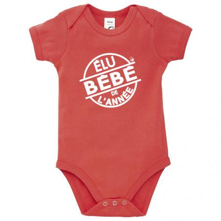 "Body bébé ""Elu bébé de..."