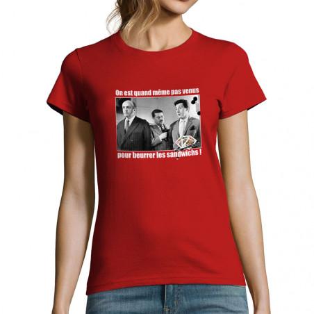 """T-shirt femme """"Tontons..."""