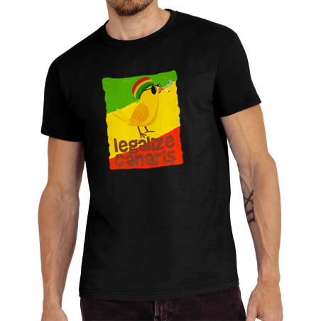 "Tee-shirt homme ""Legalize..."
